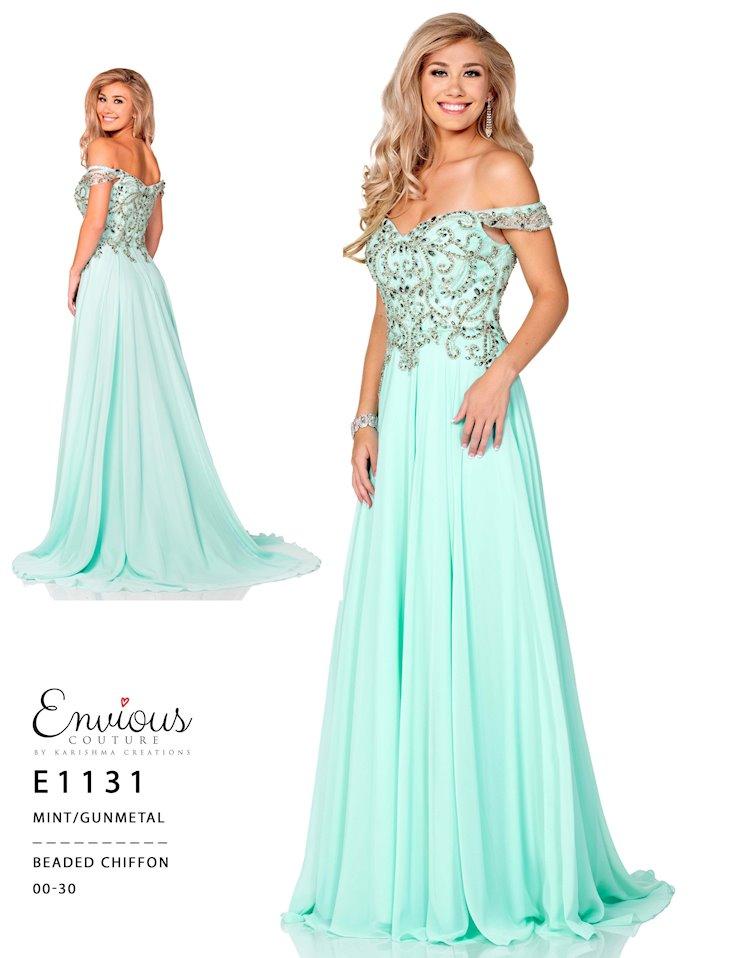 Envious Couture Prom E1131