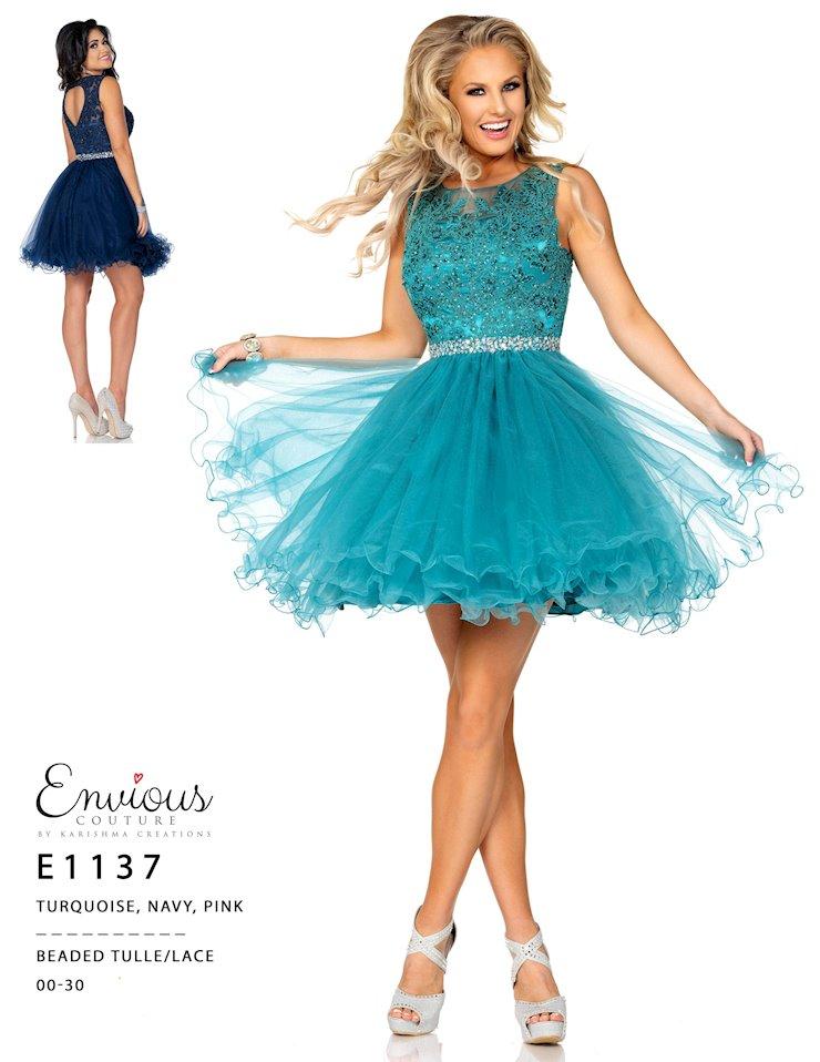 Envious Couture Prom E1137