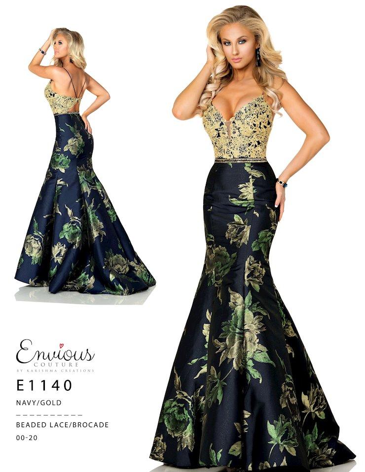 Envious Couture Prom E1140