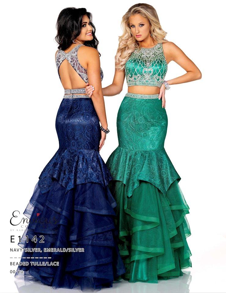 Envious Couture Prom E1142