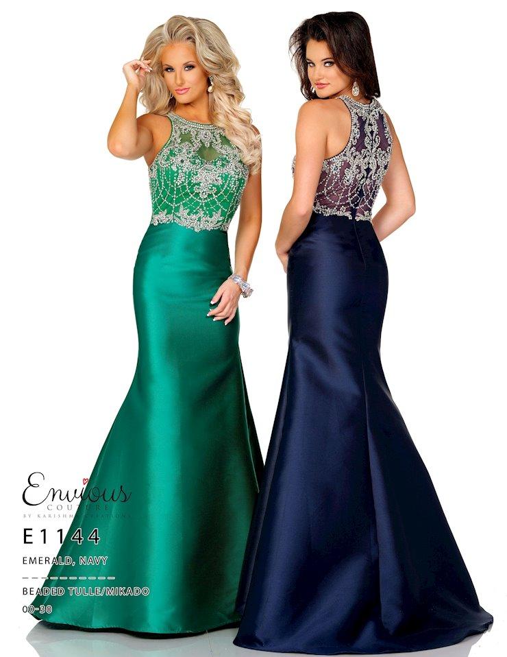 Envious Couture Prom E1144