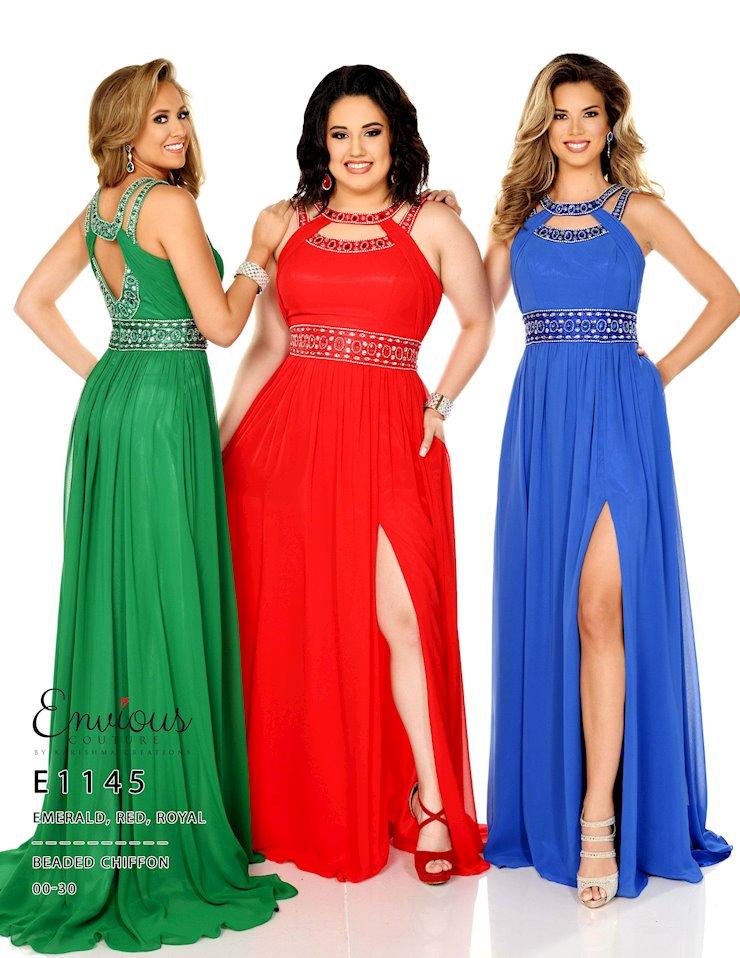 Envious Couture Prom E1145
