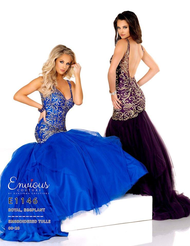 Envious Couture Prom E1146