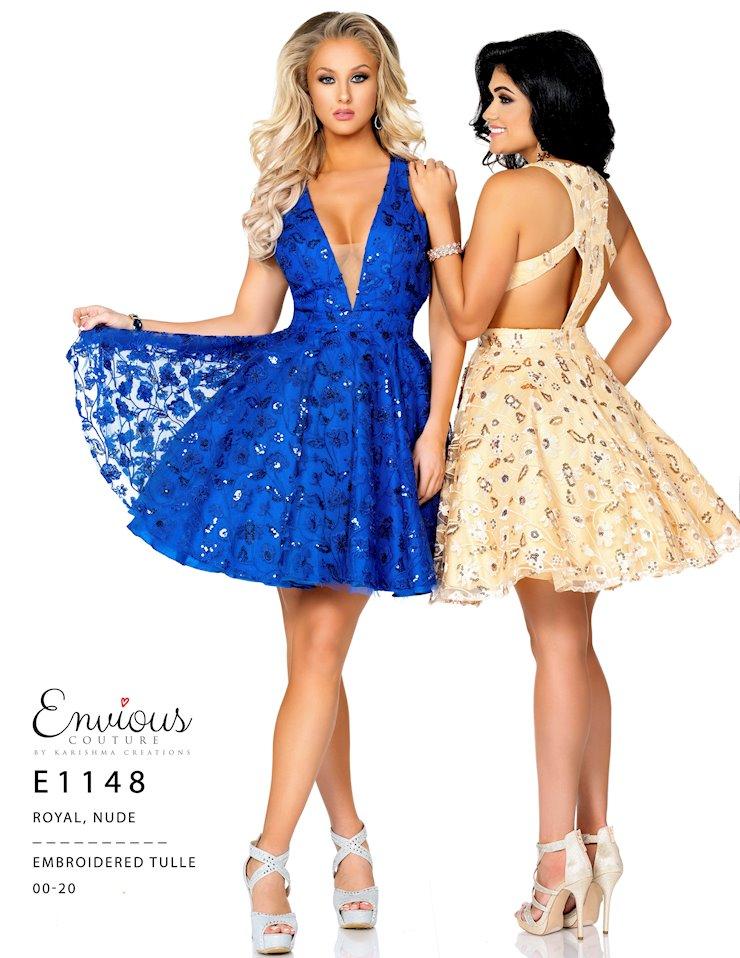 Envious Couture Prom E1148