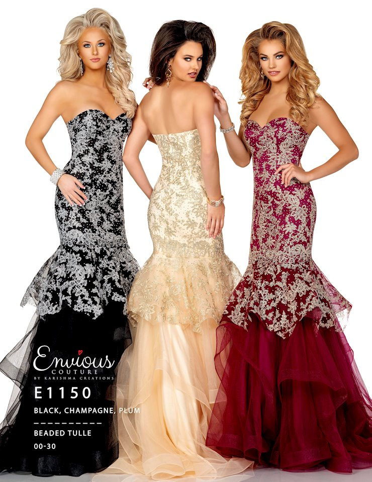 Envious Couture Prom Style #E1150