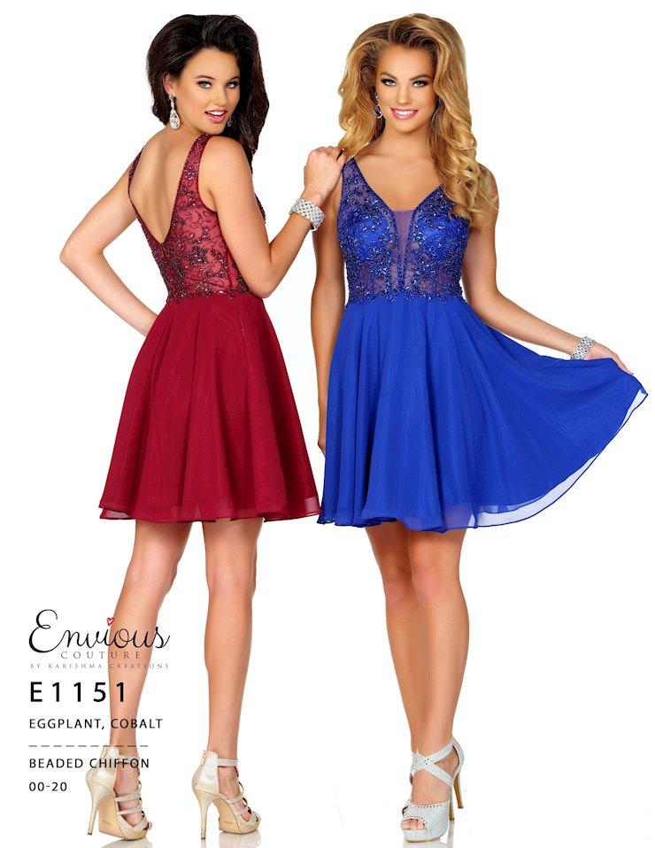 Envious Couture Prom E1151