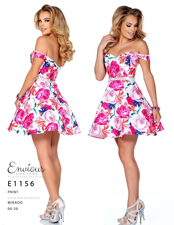 Envious Couture Prom E1156