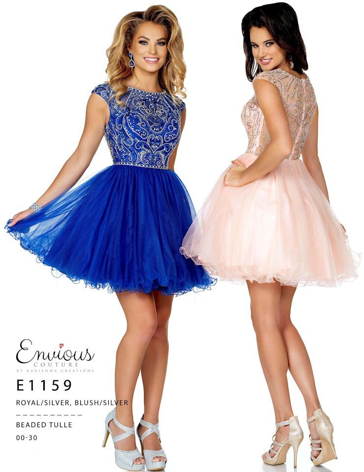 Envious Couture Prom E1159