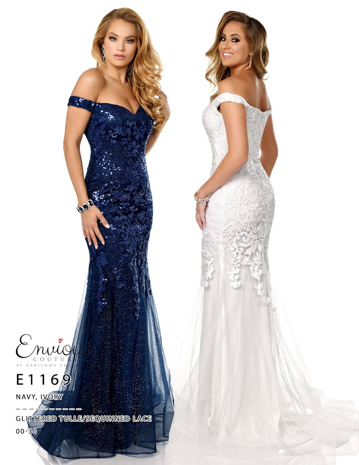 Envious Couture Prom E1169