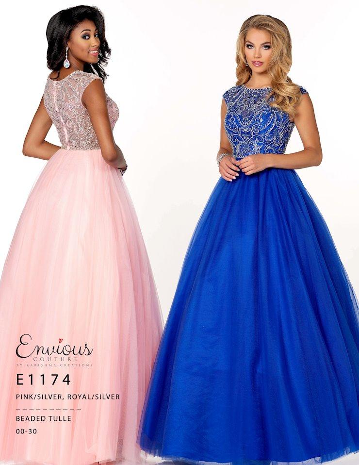 Envious Couture Prom E1174