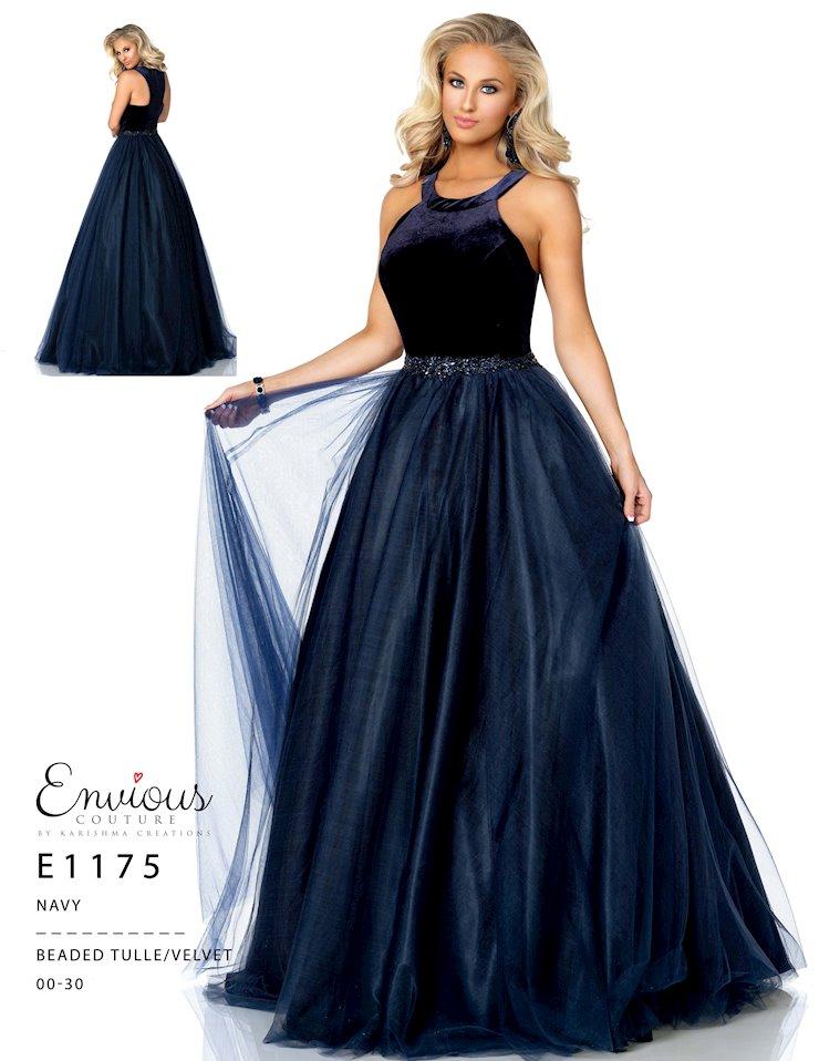 Envious Couture Prom E1175