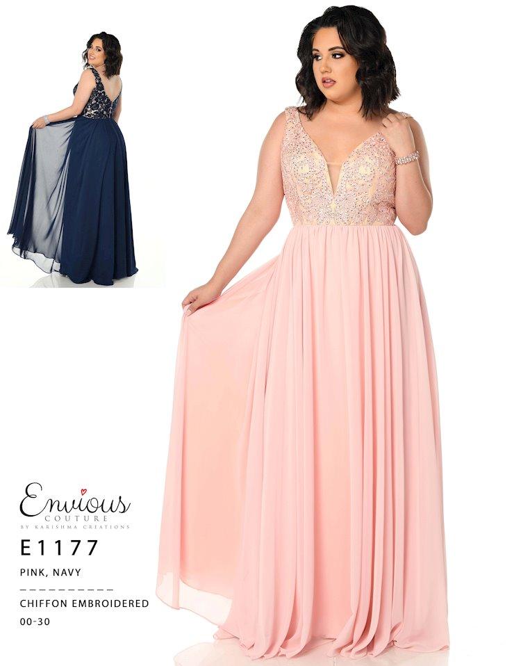 Envious Couture Prom E1177