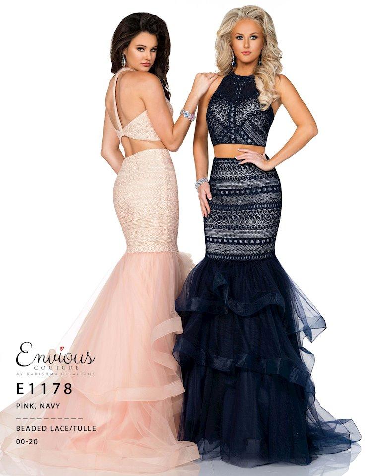 Envious Couture Prom E1178