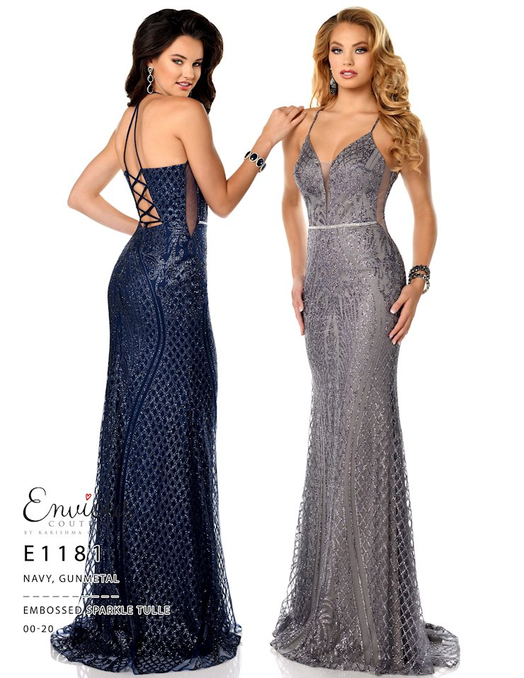 Envious Couture Prom E1181