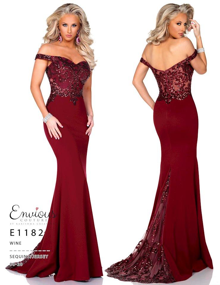 Envious Couture Prom E1182