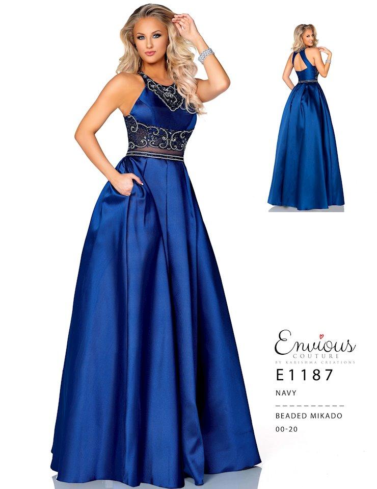 Envious Couture Prom E1187