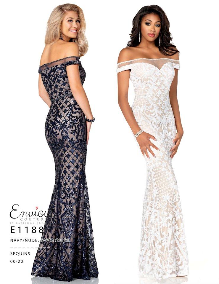 Envious Couture Prom E1188