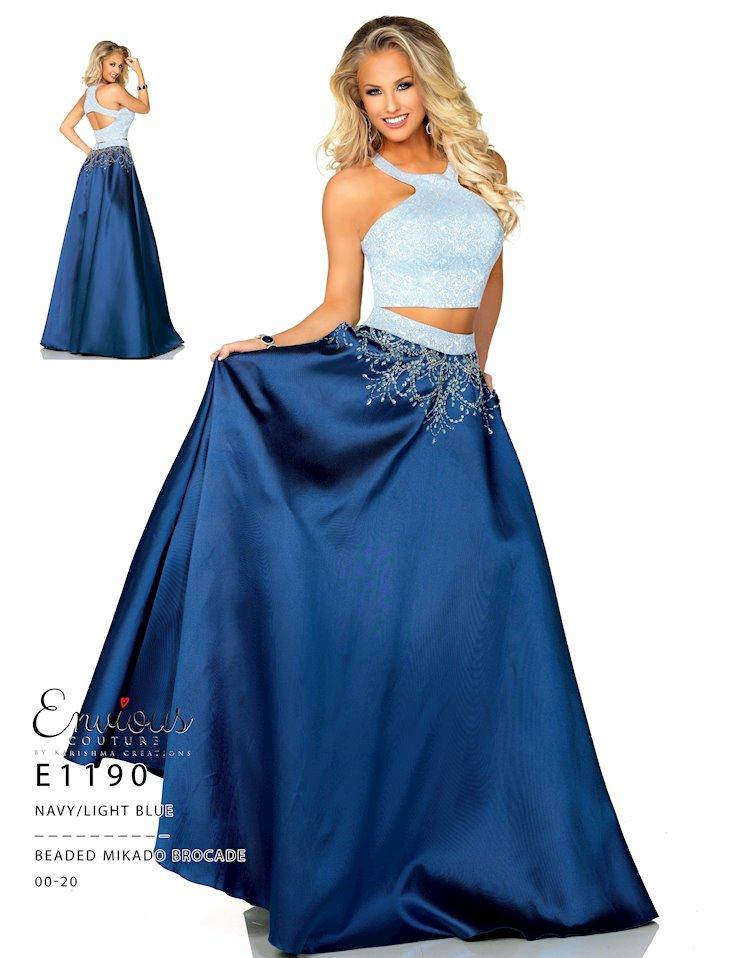 Envious Couture Prom E1190