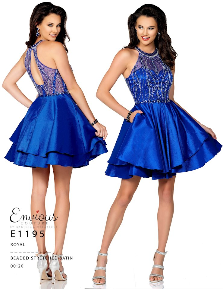 Envious Couture Prom E1195