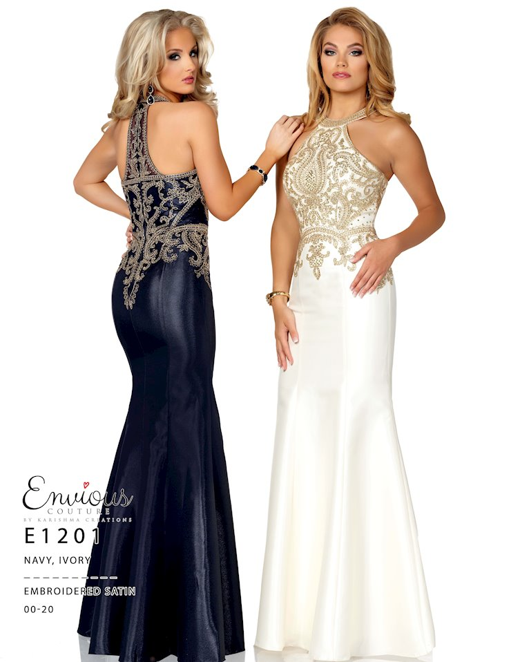 Envious Couture Prom Style #E1201