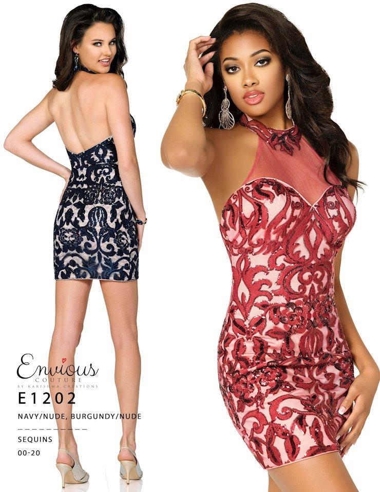 Envious Couture Prom E1202