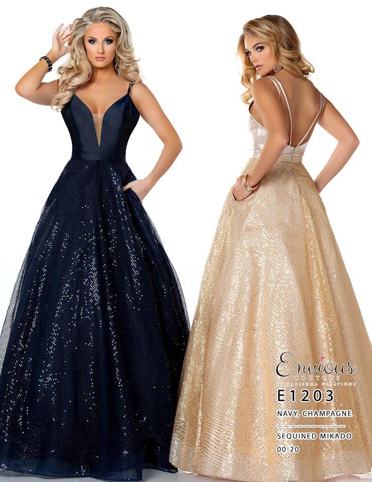 Envious Couture Prom E1203