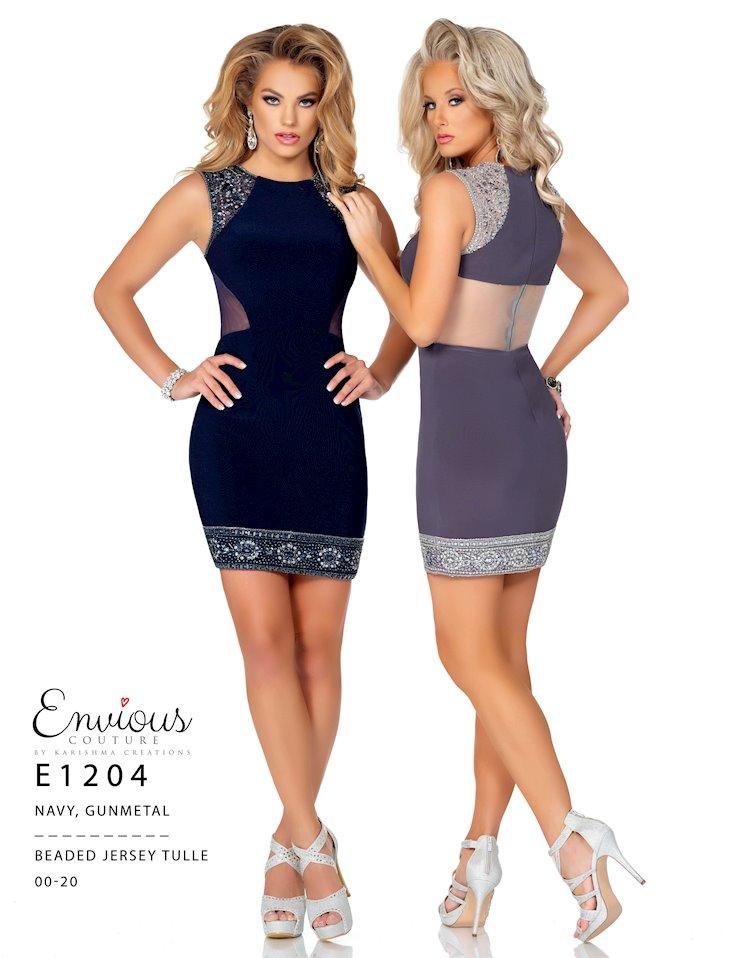 Envious Couture Prom E1204
