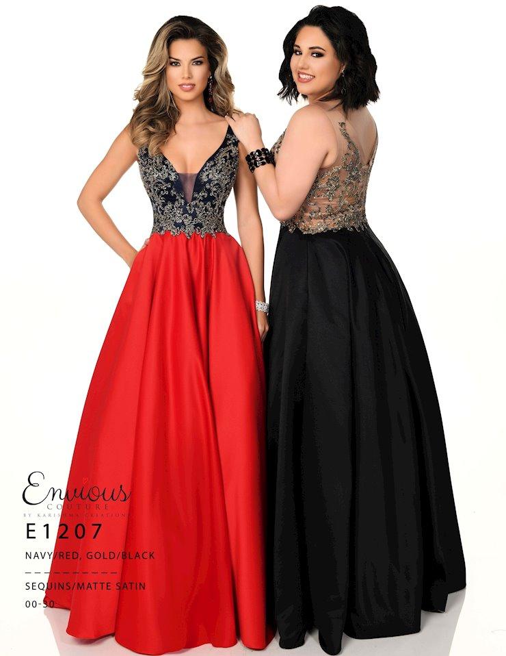 Envious Couture Prom E1207