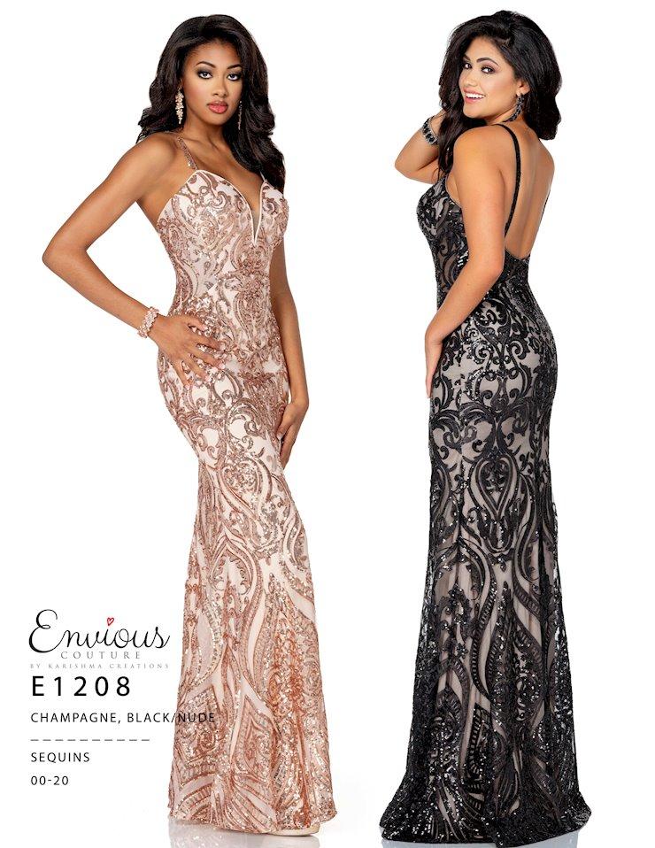 Envious Couture Prom E1208