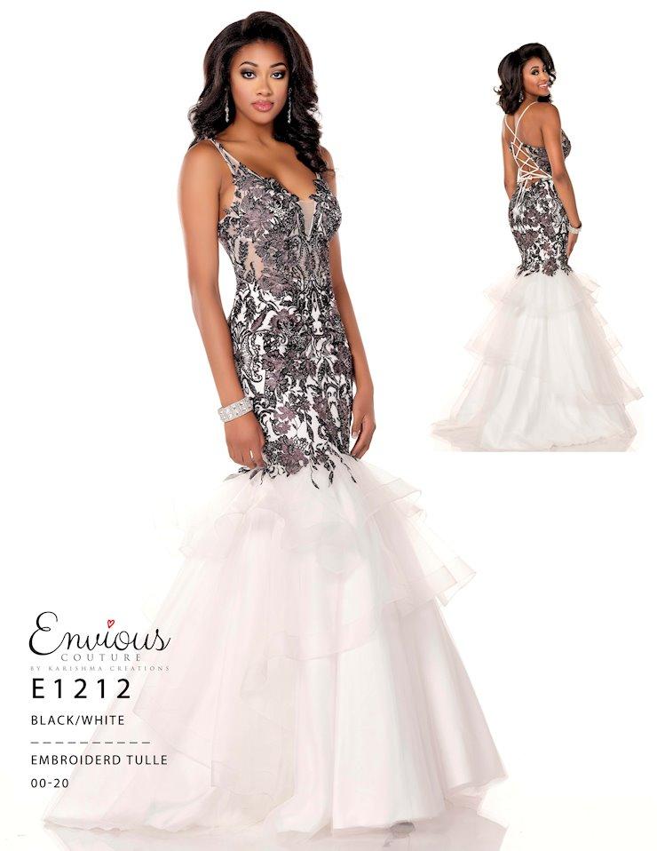 Envious Couture Prom E1212