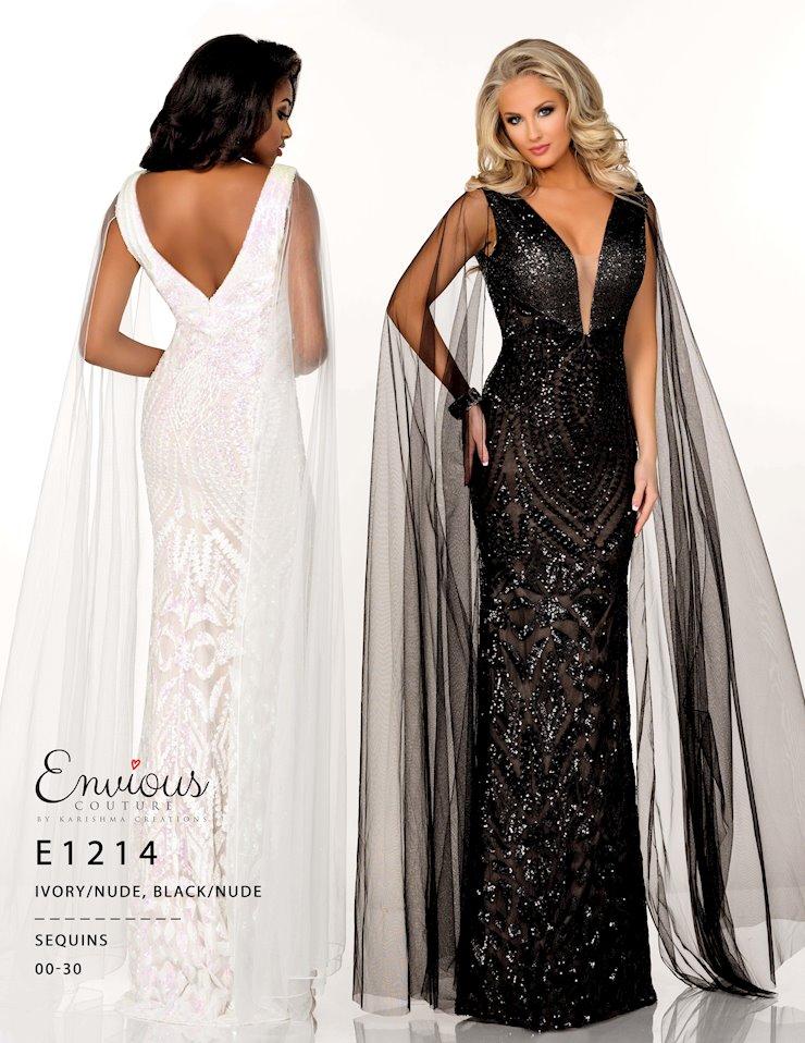 Envious Couture Prom E1214