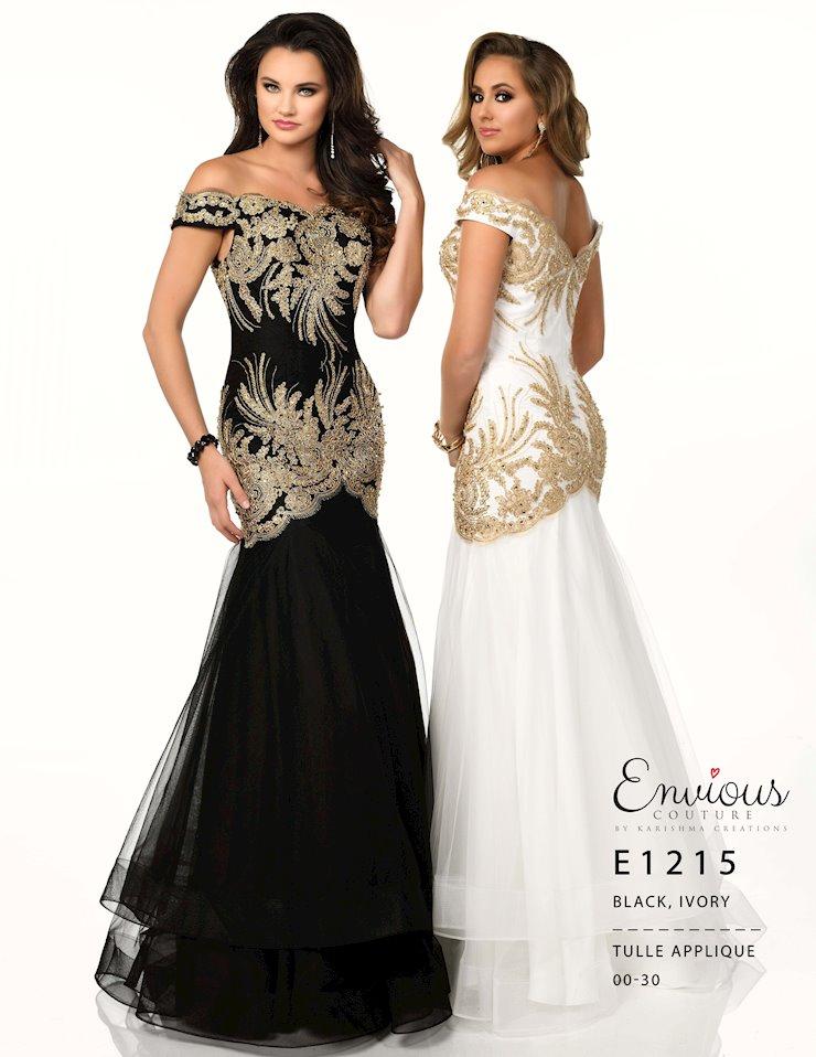 Envious Couture Prom E1215