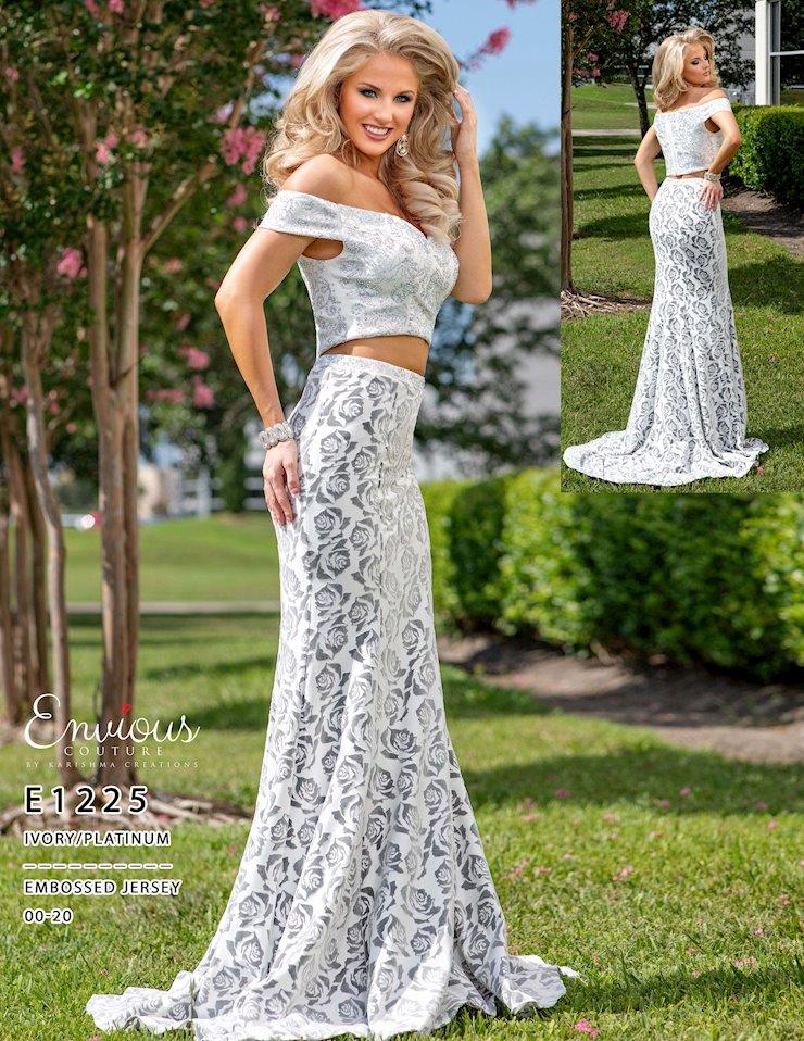 Envious Couture Prom E1225