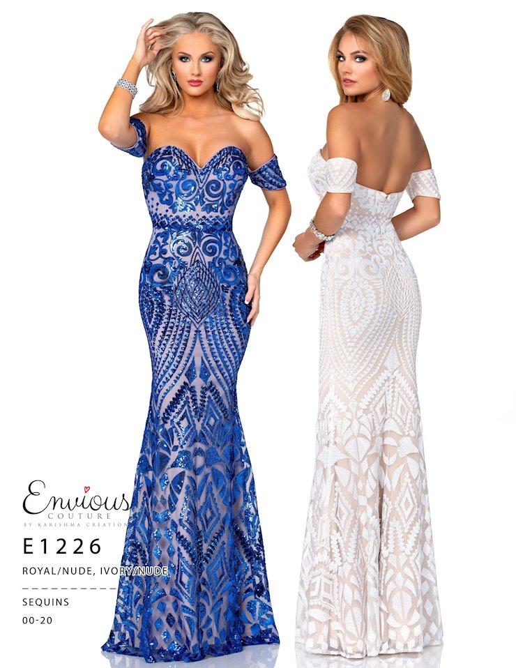Envious Couture Prom E1226