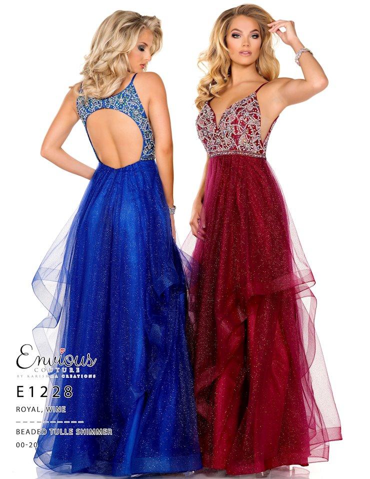 Envious Couture Prom E1228