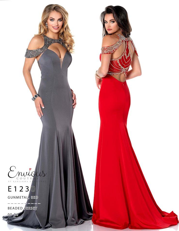 Envious Couture Prom E1230