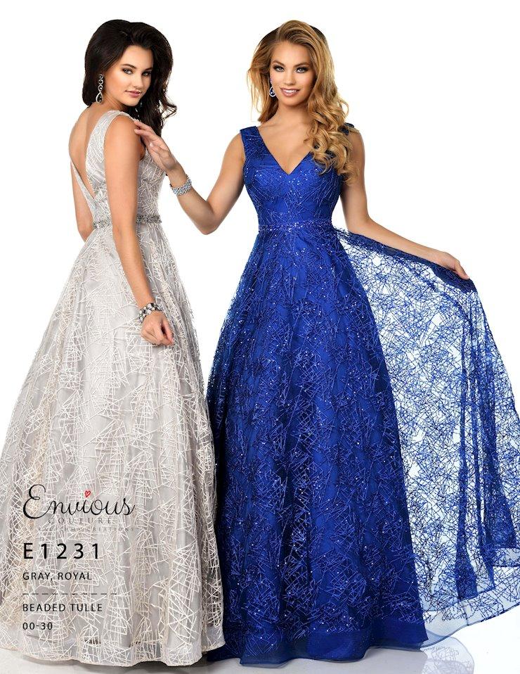Envious Couture Prom E1231