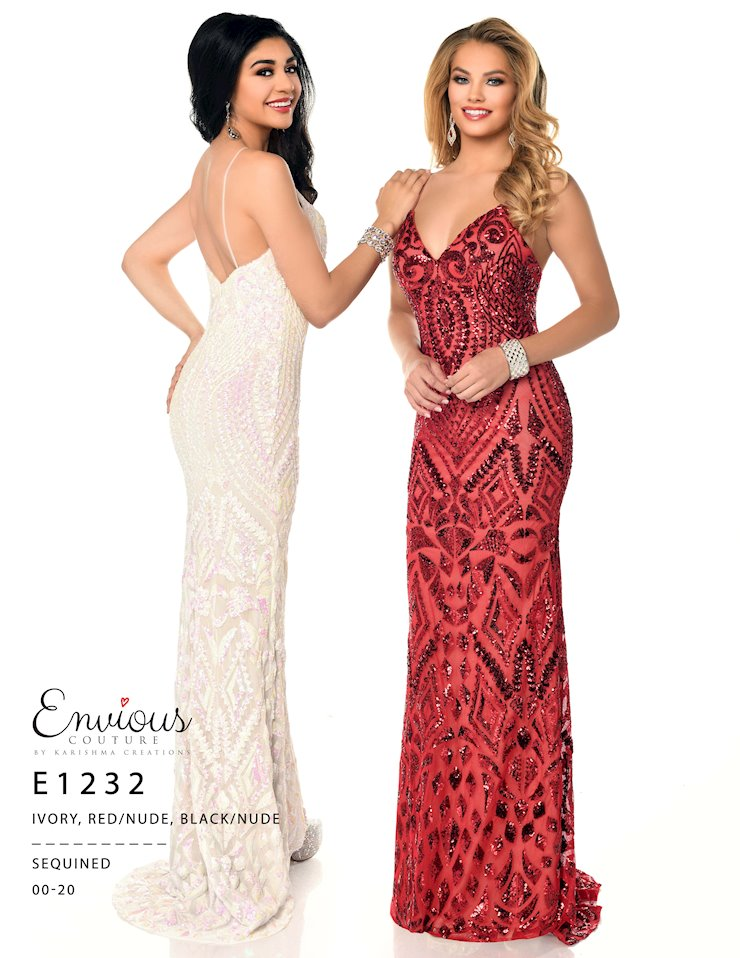 Envious Couture Prom Style #E1232