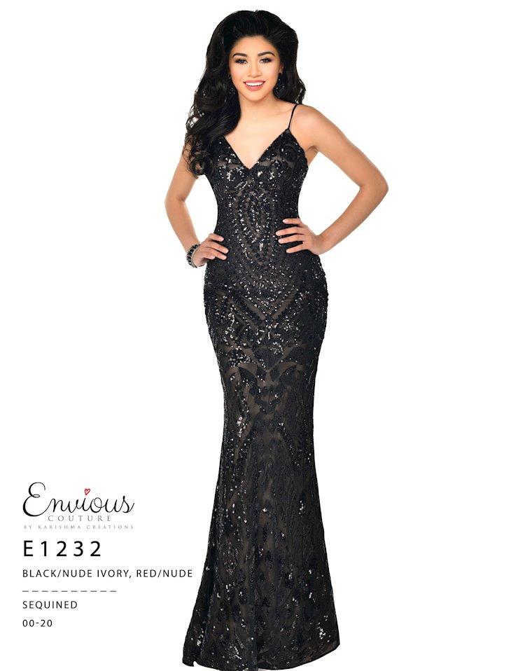 Envious Couture Prom E1232