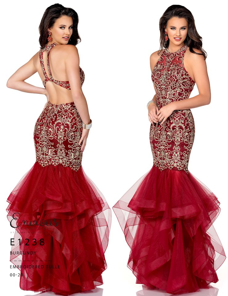 Envious Couture Prom E1238