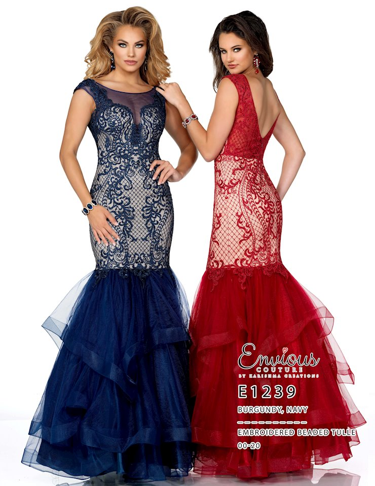 Envious Couture Prom E1239