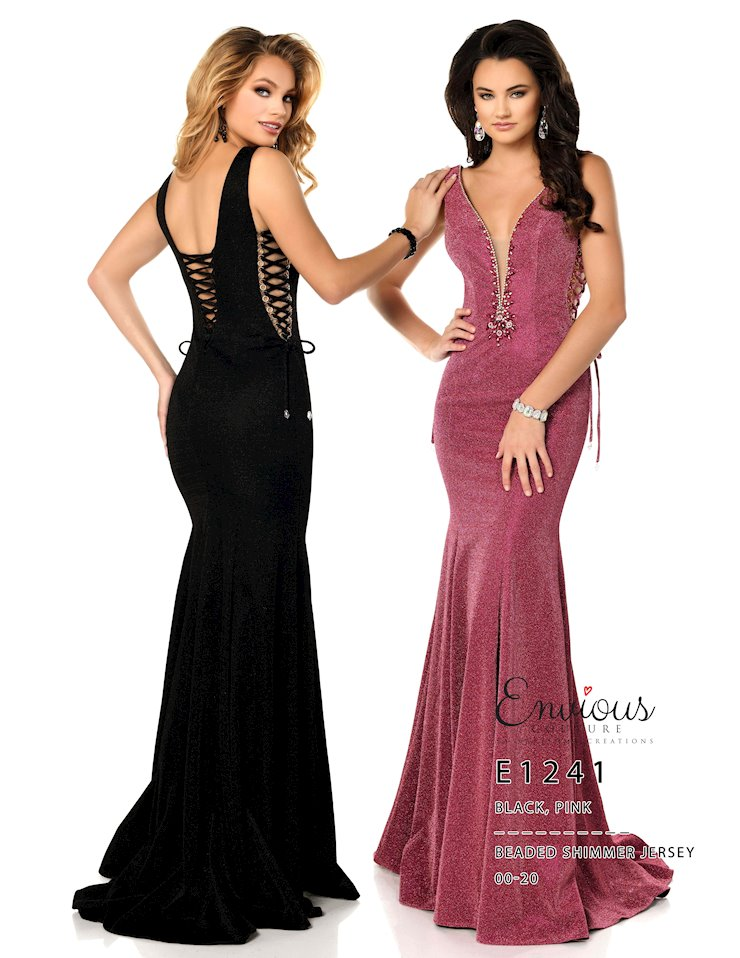 Envious Couture Prom E1241