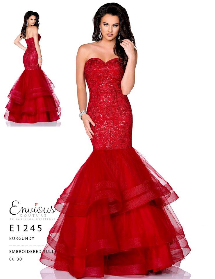 Envious Couture Prom E1245