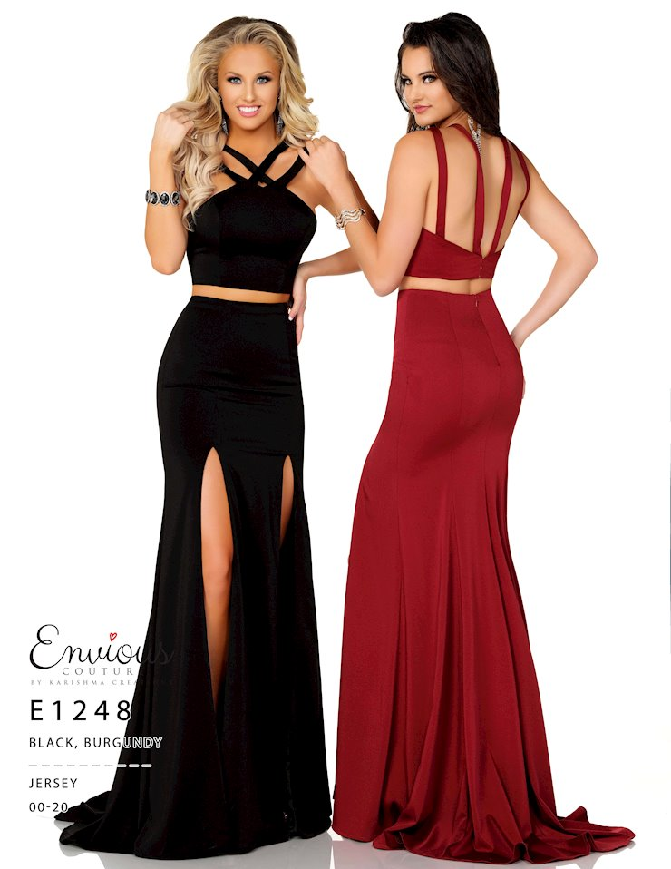 Envious Couture Prom E1248