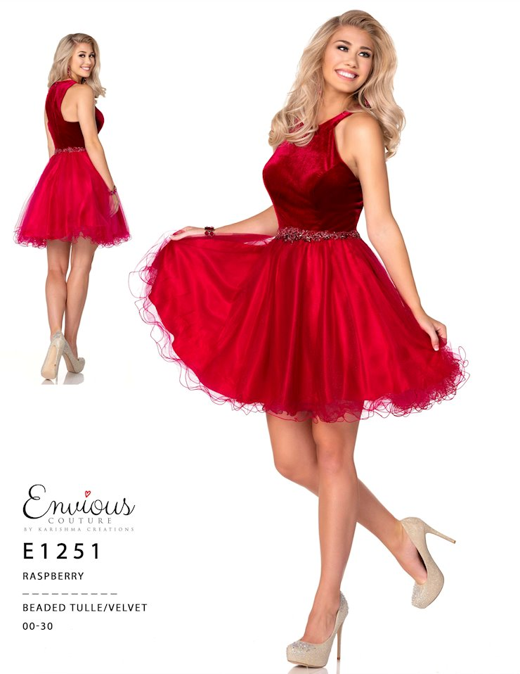 Envious Couture Prom E1251