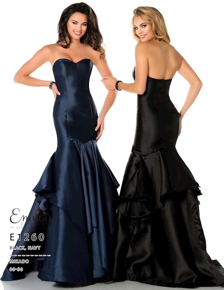 Envious Couture Prom E1260