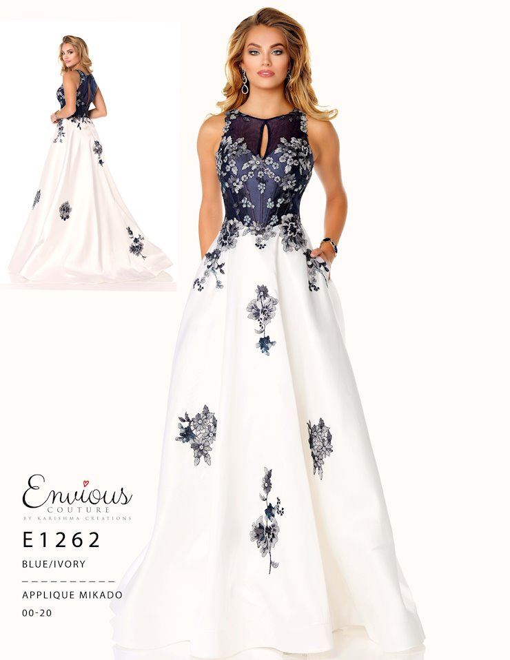 Envious Couture Prom E1262