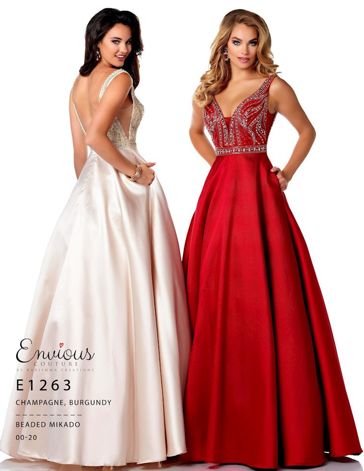 Envious Couture Prom E1263