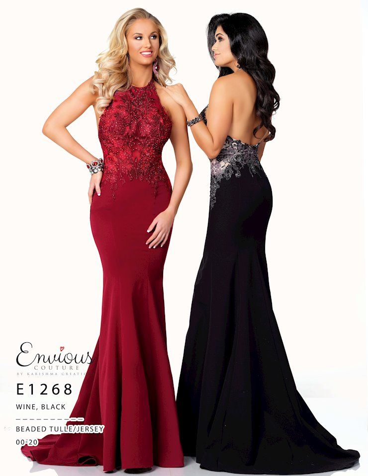 Envious Couture Prom E1268