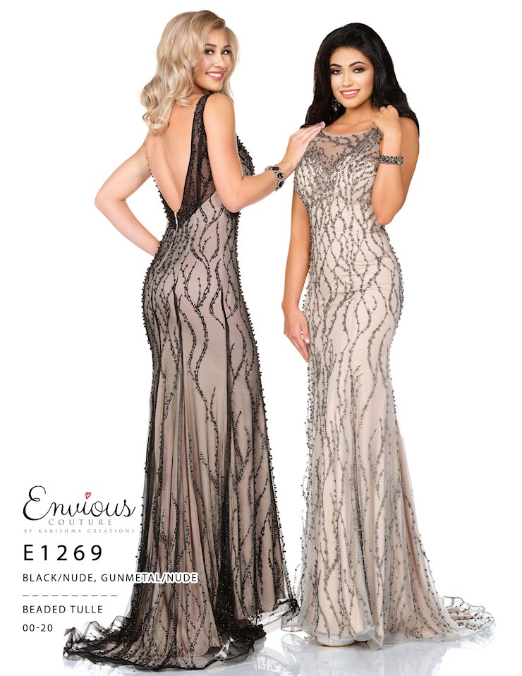 Envious Couture Prom E1269